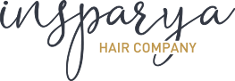 Logo de Insparya Hair Company