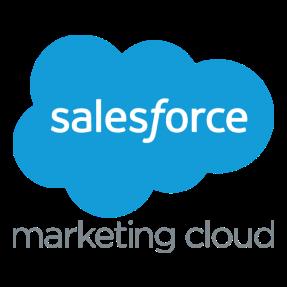 Logo de Salesforce marketing cloud